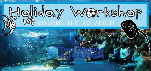 SOS Africa Holiday Workshop: A Trip to The Two Oceans Aquarium