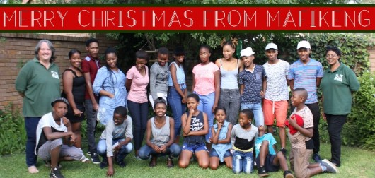SOS Africa Mahikeng Christmas Party & Graduation Celebrations