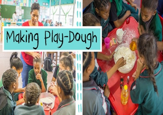 Have you ever wondered how play dough is made?