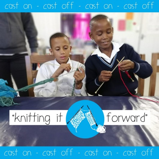 Knitting Isn't Just for Grannies