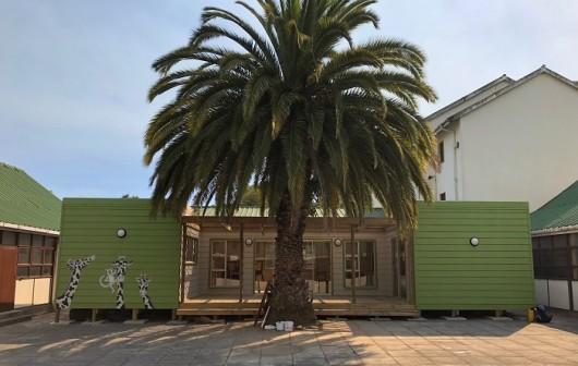 SOS Africa Charity Completes First Education Centre Building Project