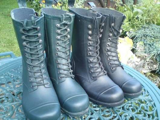 All Saints Boots for Sale to Raise Funds for SOS Africa