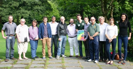 Swansea and Bangor University Scientists Catch the Light with the SOS Africa Charity Children