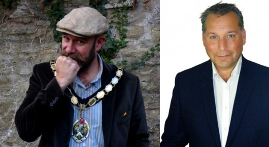 Frome Mayor Toby Eliot and David Warburton MP to Firewalk for Frome Charity SOS Africa