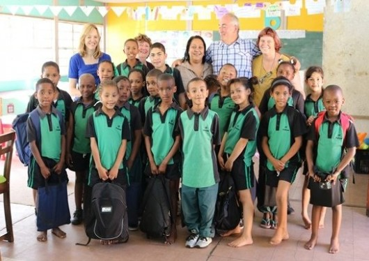 Meeting the children we sponsor in South Africa - a memory which will last forever, by Gerry and Heather