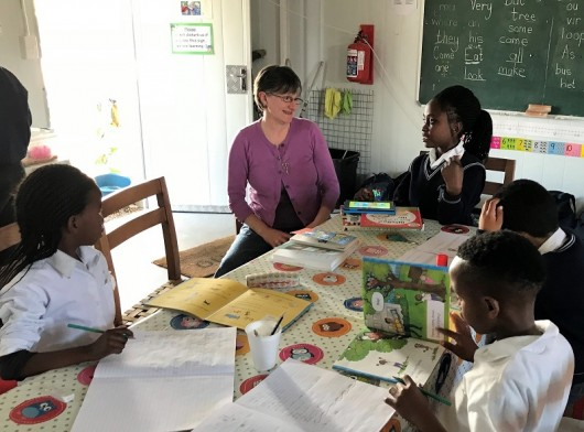 It was lovely to see SOS Africa in Action, by SOS Africa sponsors Linda & Martin