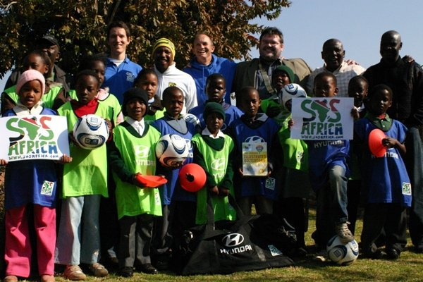 SOS Africa / Hyundai 2010 South Africa Football World Cup Charity Project