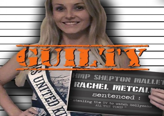 Ms United Kingdom to Become Inmate at Shepton Mallet Prison 24hr Charity Lock-In Event
