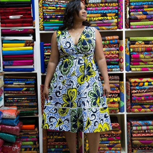 Start-Up Clothing Brand Prints and Lace becomes SOS Africa Child Sponsor