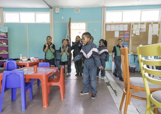 SOS Africa Completes Aftercare Club Renovation Project