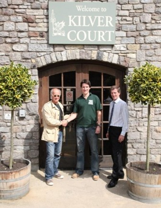 Mulberry Founder Roger Saul Welcomes SOS Africa to Kilver Court