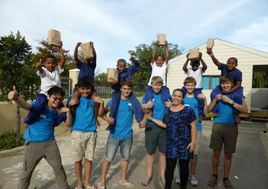 From Winchester College to the Western Cape: Our Trip to Visit the SOS Africa Children