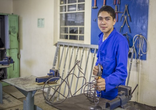Success Through Training: SOS Africa Provides Children with Vocational Training Sponsorship