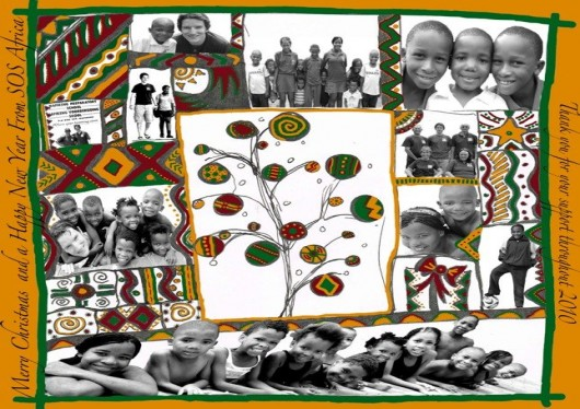 A Special Christmas Card from SOS Africa