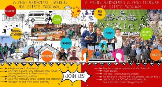 Introducing SOS Africa's School Sponsorship Scheme...