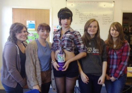 Altruistic Students Establish Gower College Swansea SOS Africa Society