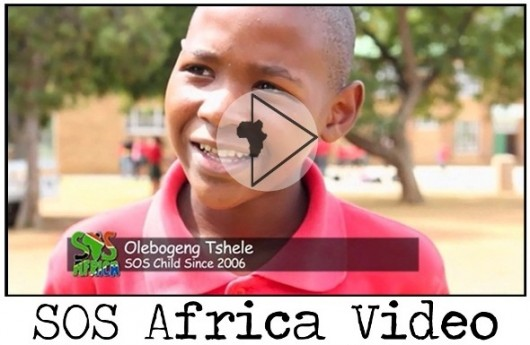 SOS Africa Launches Charity Video to Celebrate 9th Anniversary!