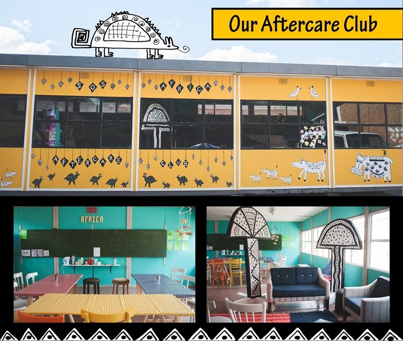 SOS Africa's Aftercare Centre in the Western Cape