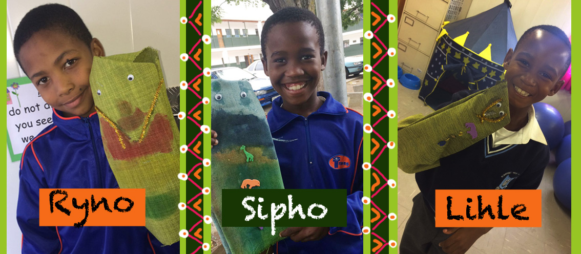 Arts and Crafts Activities on the SOS Africa Children's Blog