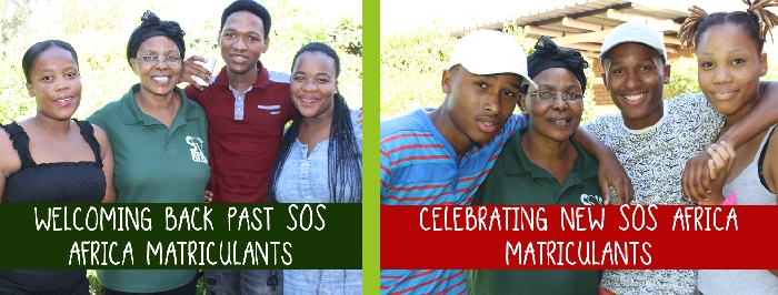 SOS Africa Charity Mahikeng Christmas Party