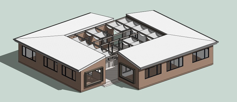 SOS Africa's Porta Romana Education Centre Building Project Designs