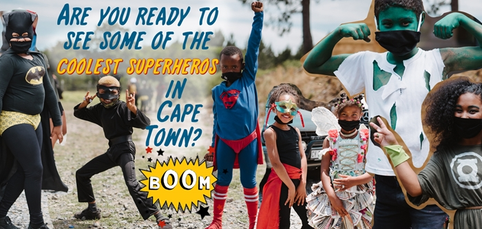 SOS Africa Western Cape End of Year Superheroes Christmas Party