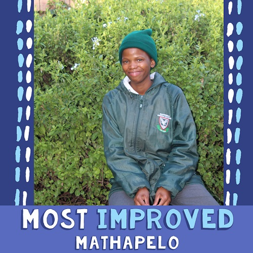 SOS Africa Mafikeng: Most Improved School Report