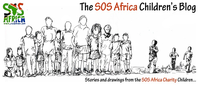 SOS Africa Launches The SOS Africa Children's Online Blog