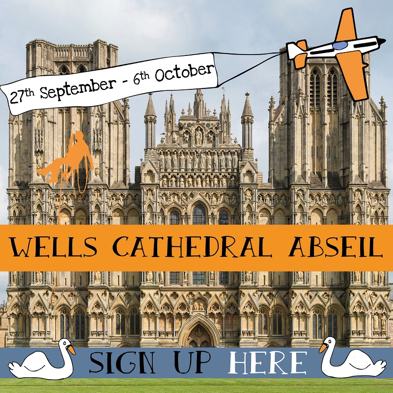 Wells Cathedral Abseil