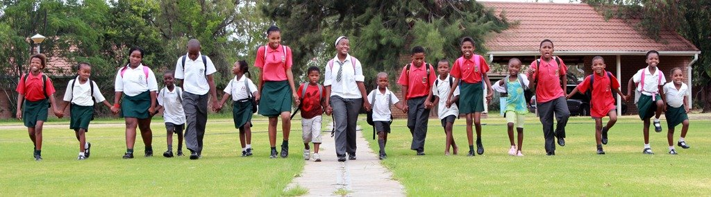 SOS Africa   The African Charity's first Education Programme established in 2003 to provide education and care to underprivileged children from the townships surrounding Mafikeng, South Africa
