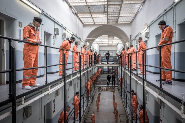 Nominate an Inmate fundraising event at Shepton Mallet Prison