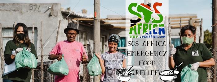 SOS Africa Emergency Food Relief Appeal
