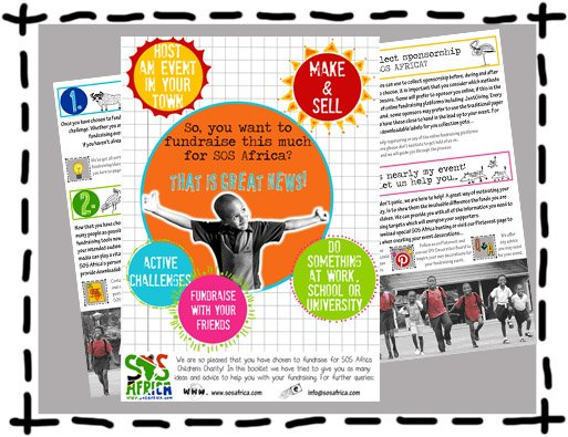 Download SOS Africa's Fundraising Booklet