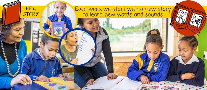 "SOS Africa Charity uses the WORDWORKS ""Ready, Steady Read Write"" Programme"