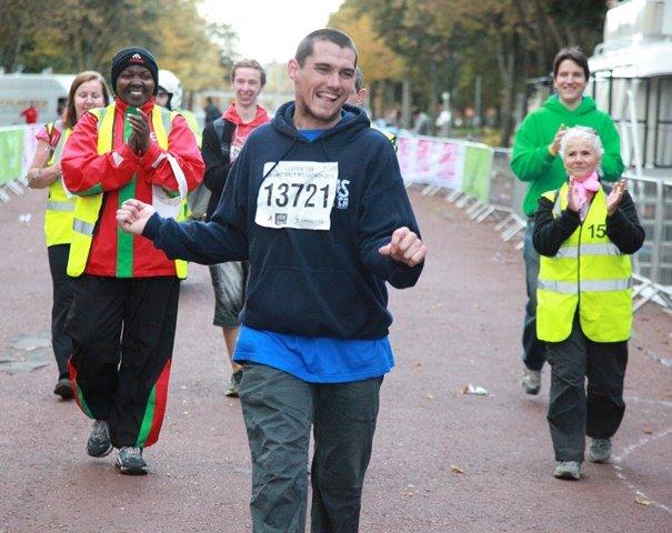 Will completing the Cardiff Half Marathon 2012
