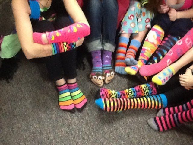 Day Without Shoes Fundraiser raises $1200 for SOS Africa Children