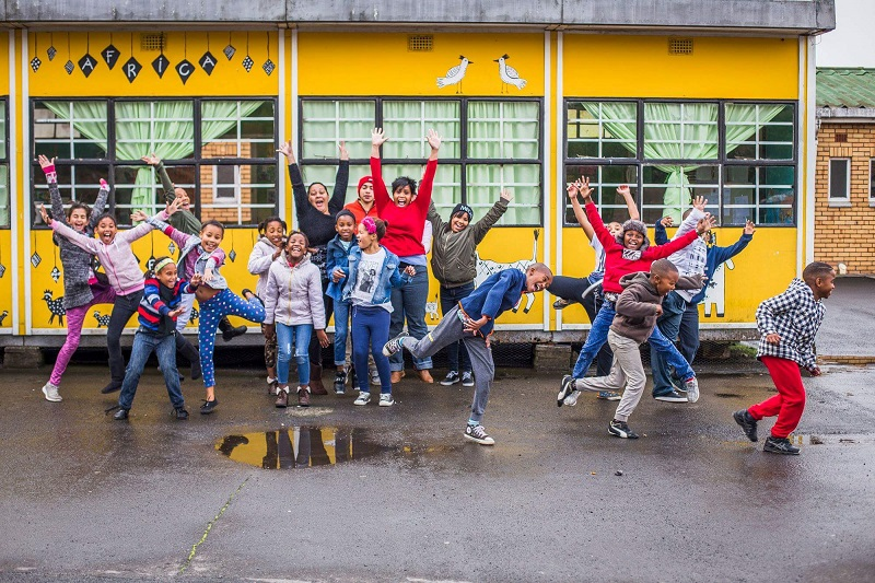 SOS Africa Charity's current Education Center at Grabouw Primary & High School