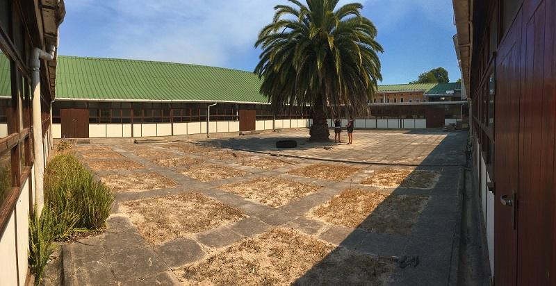 The new location of SOS Africa's Grabouw Education Programme