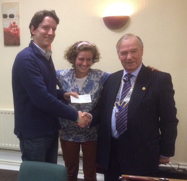Dudley Rotary Club becomes long-term SOS Africa Child Sponsor