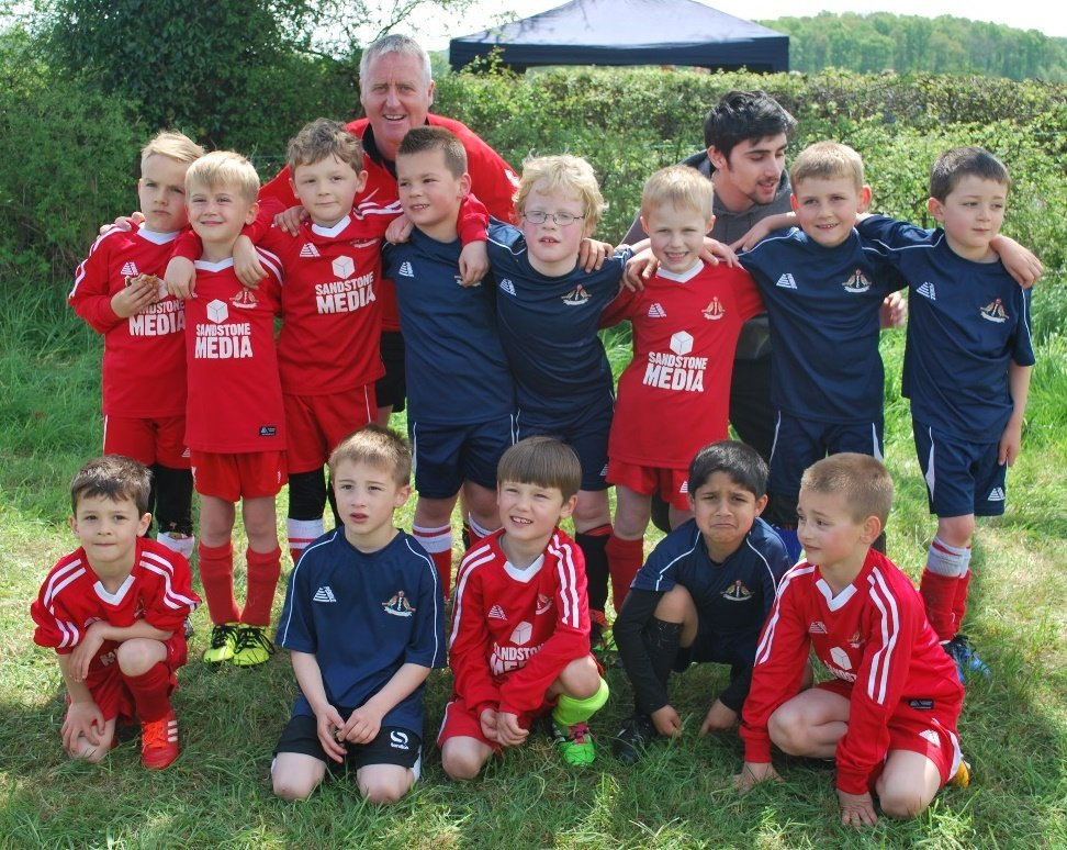 Frome Town Robins sponsor the education of a child in Africa through local charity SOS Africa