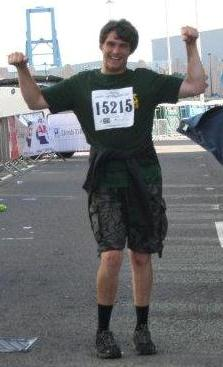 Will completing the Cardiff Half Marathon 2011