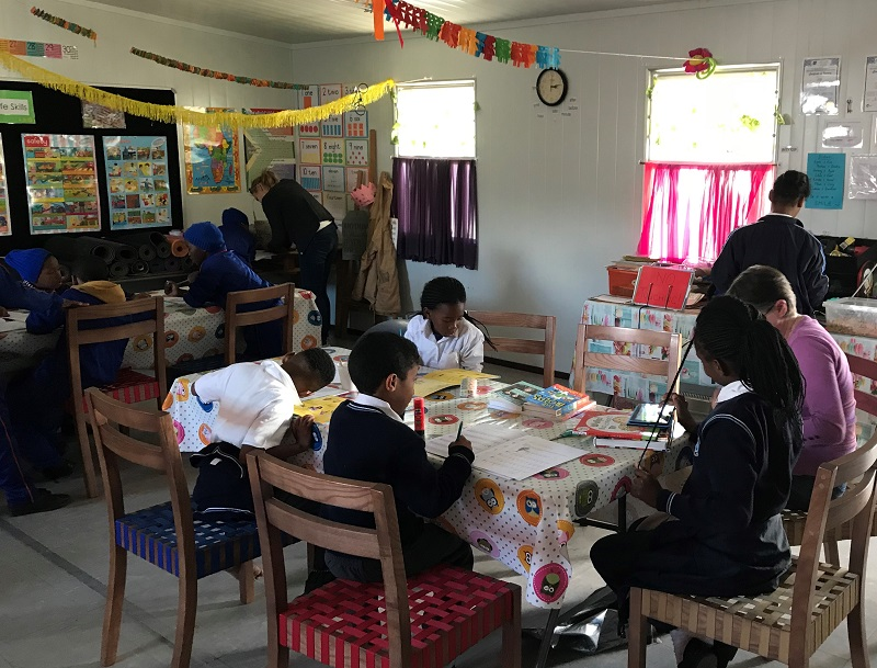 SOS Africa Charity child sponsors Linda and Martin reflect on their visit to SOS Africa's Somerset West Education Centre...