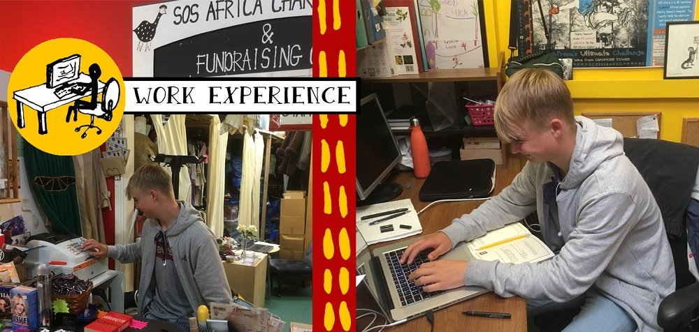 An inspiring article written by 15 year old Luca Keys from Wells Blue School during his work experience placement at the SOS Africa Charity Fundraising Office in Shepton Mallet