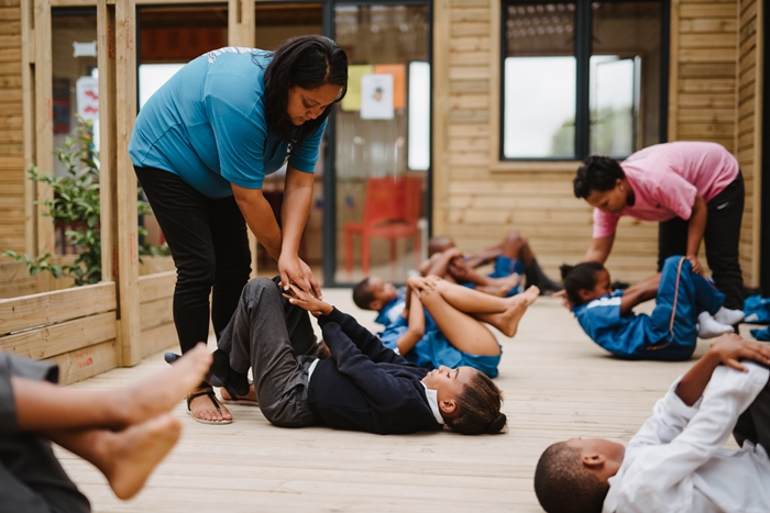 Occupational Therapy Introduced to SOS Africa's Holistic Education Programmes