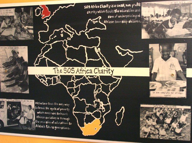 The SOS Africa Information Board