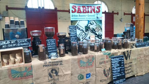 Sabins Artisan Coffee has become SOS Africa's latest corporate sponsor