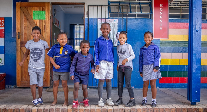 SOS Africa Charity Launches 4th Education Programme at St Michael's Farm School Elgin