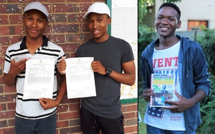 SOS Africa Charity Graduates accepted into University of North-West and Pretoria