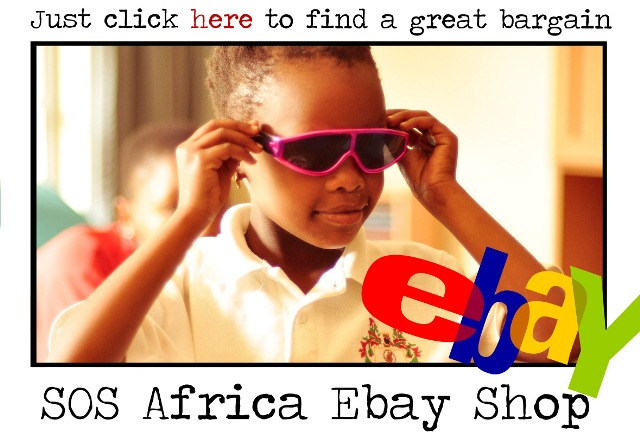 SOS Africa on Ebay