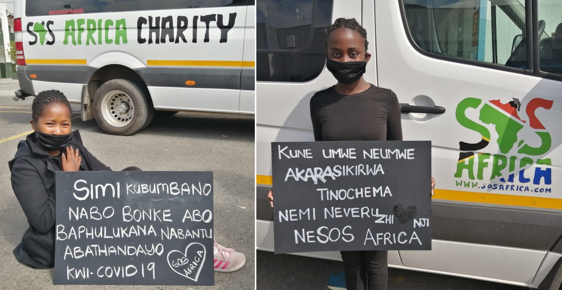 SOS Africa | Standing in solidarity for the victims of COVID-19